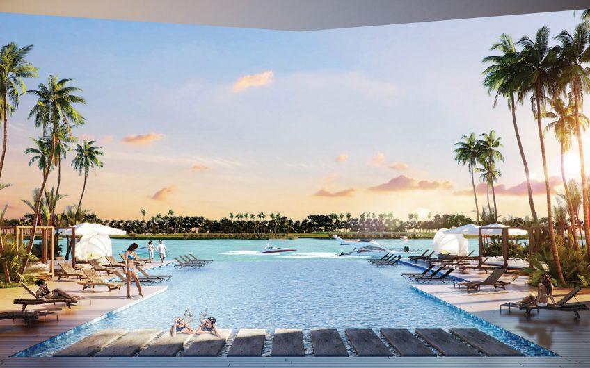 Departamento en venta SLS en Puerto Cancún simplemente lo mejor !