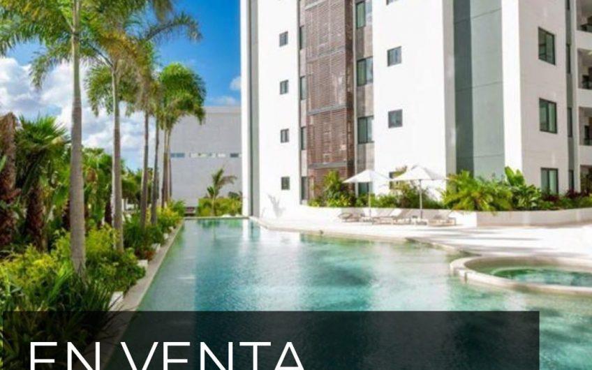 Hermoso departamento NUEVO de 170 m2 en venta y renta en Cumbres Towers Cancún