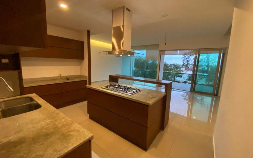 Departamento en venta Cancún Hominum Habitad Frente parque Kabah