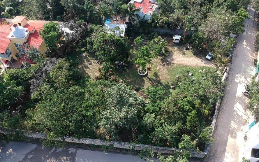 Terreno en venta Cancun en Alamos junto a Cumbres y av Huayacan
