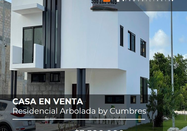 Casa en Venta en Residencial Arbolada by Cumbres