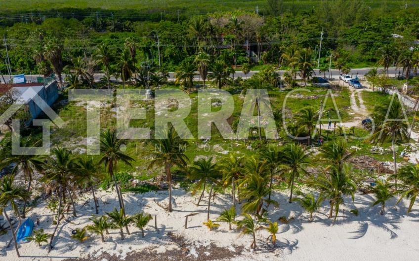 Terreno Hotelero en Venta en Nuevo Cancun
